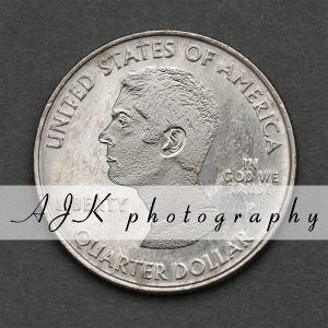 quarter portrait composite