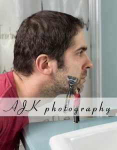 shaving composite